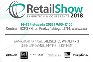 Targi Retail Show 2018 I Phono Media